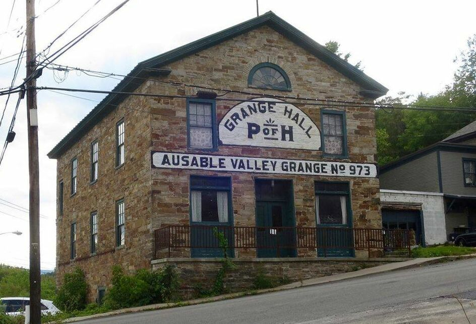 Ausable Valley Grange No. 973